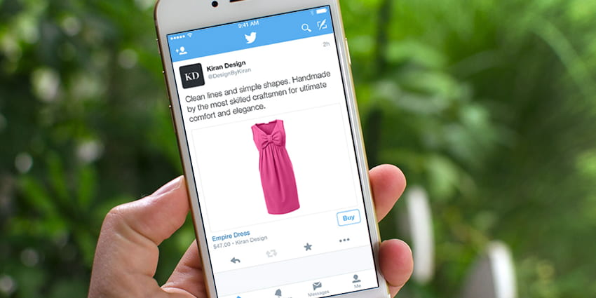 twitter social commerce